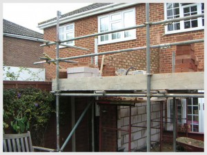 rear and side extension - Wokingham