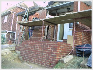 garage conversion - Caversham